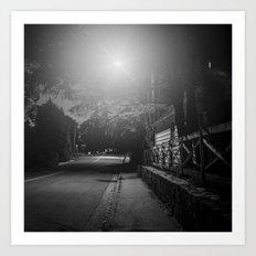 Night Moves 6 Art Print