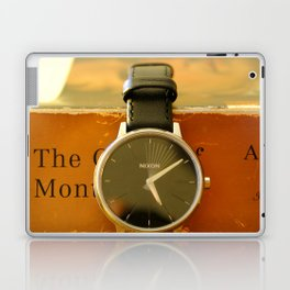 Time is on your side Laptop & iPad Skin