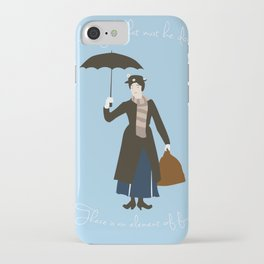 In every job, there is an element of fun iPhone Case