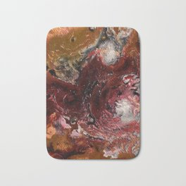 Liquid Fracture Bath Mat