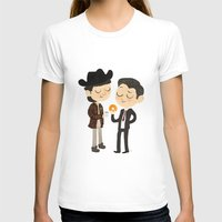 dale cooper T-shirts featuring Truman & Cooper by Vera van Groos