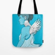 Angel Hawk Avenger Tote Bag