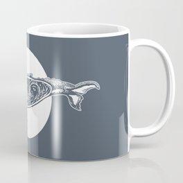 Saturn's Sea Coffee Mug