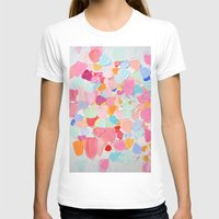 confetti T-shirts featuring Amoebic Confetti by Ann Marie Coolick