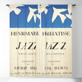 Henri Matisse Exhibition poster 1947 Blackout Curtain