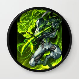 genji Wall Clock