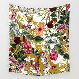 Summer Garden II Wall Tapestry