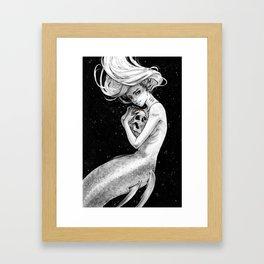 The Treasure Framed Art Print