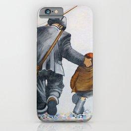 Gone Fishing iPhone Case