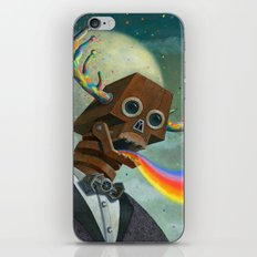 Observation Then Communication iPhone & iPod Skin