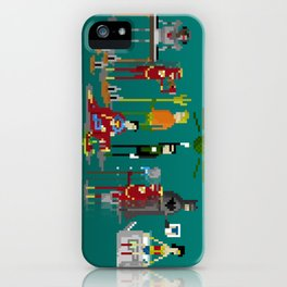 Office Party iPhone Case