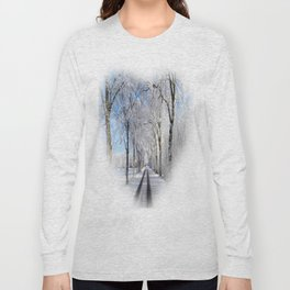 Winter-avenue Long Sleeve T-shirt