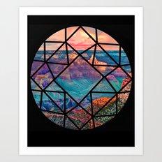 Natures Gem Art Print