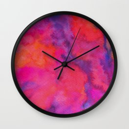 Improvisation 30 Wall Clock