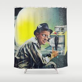 Service Shower Curtain