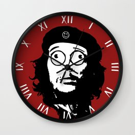Che Googly Wall Clock