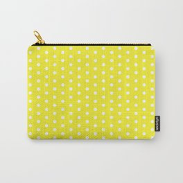 SWISS DOT ((sunshine yellow)) Carry-All Pouch