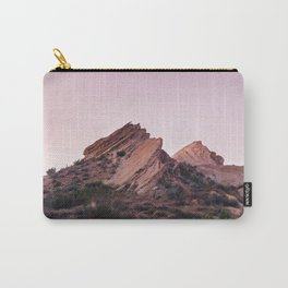 Desert Landscape at Magic Hour Carry-All Pouch