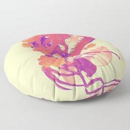 Dawn of Nature Floor Pillow
