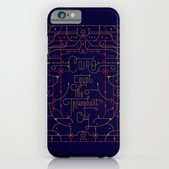 Cairo iPhone & iPod Case