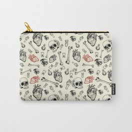 Grunge Pattern by Javi Codina Carry-All Pouch