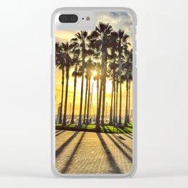 Sun Shy Clear iPhone Case