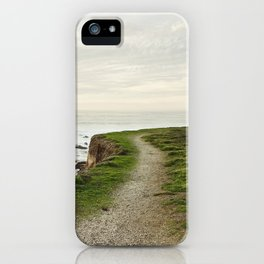 California Coast Trail iPhone Case