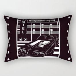 PONTIAC FIREBIRD by JIMMY CHIGAN Rectangular Pillow