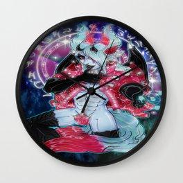 Sexy Summoning Wall Clock