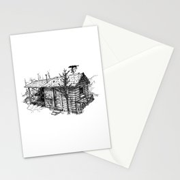 Colorado Rustic Cabin Series - 1 of 4 Stationery Cards