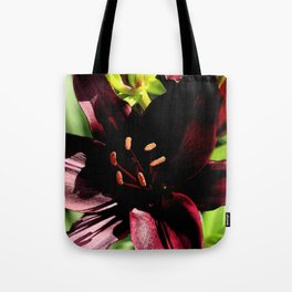 Scarlett Red Tote Bag