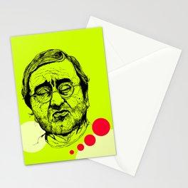 Lucio Dalla Stationery Cards