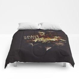 Space Monkey Comforters