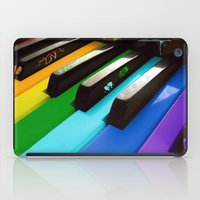 piano iPad Cases featuring piano by tmurriam