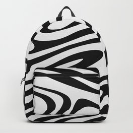 Black & White Minimal III Backpack