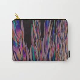 Seagrass full color dark background Carry-All Pouch