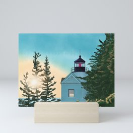 Shine the Light Mini Art Print