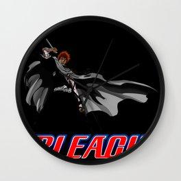 Ichigo Kurosaki Great 00 Wall Clock