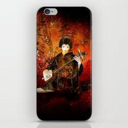 Arigato iPhone Skin