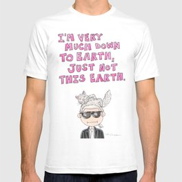 Karl Quote T-shirt