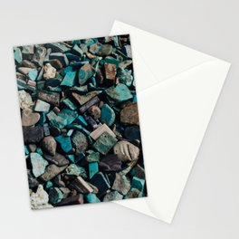 Turquoise & Teal Stationery Cards