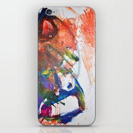 The Wily Fox | A Collaboration with my Toddler iPhone Skin