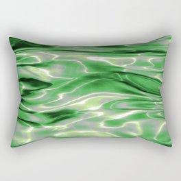 Aromantic Pride Shining Rippling Water Rectangular Pillow