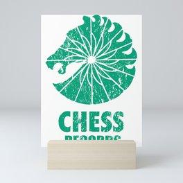 Chess Records Mini Art Print