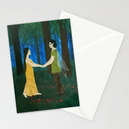 Come With Me.... Stationery Cards