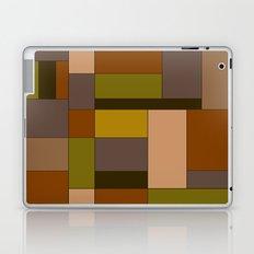 Abstract #370 Mondrian #6 Laptop & iPad Skin