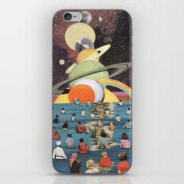 Children of the Sun and Moon iPhone Skin