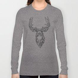 El Camino del Venado  Long Sleeve T-shirt