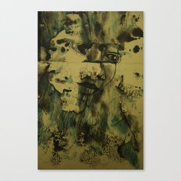 Tu mirada Canvas Print