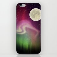 aurora iPhone & iPod Skins featuring Aurora by Angelo Cerantola